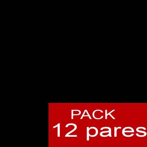 Imagen Mujer Plataforma o Tacón Valenciana tacón Abierta Marrón con Remaches - caja de 12 pares Y104504 (Últimas Unidades)